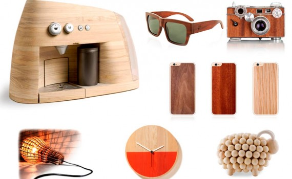 7 Cool Things And Gifts Made From Wood